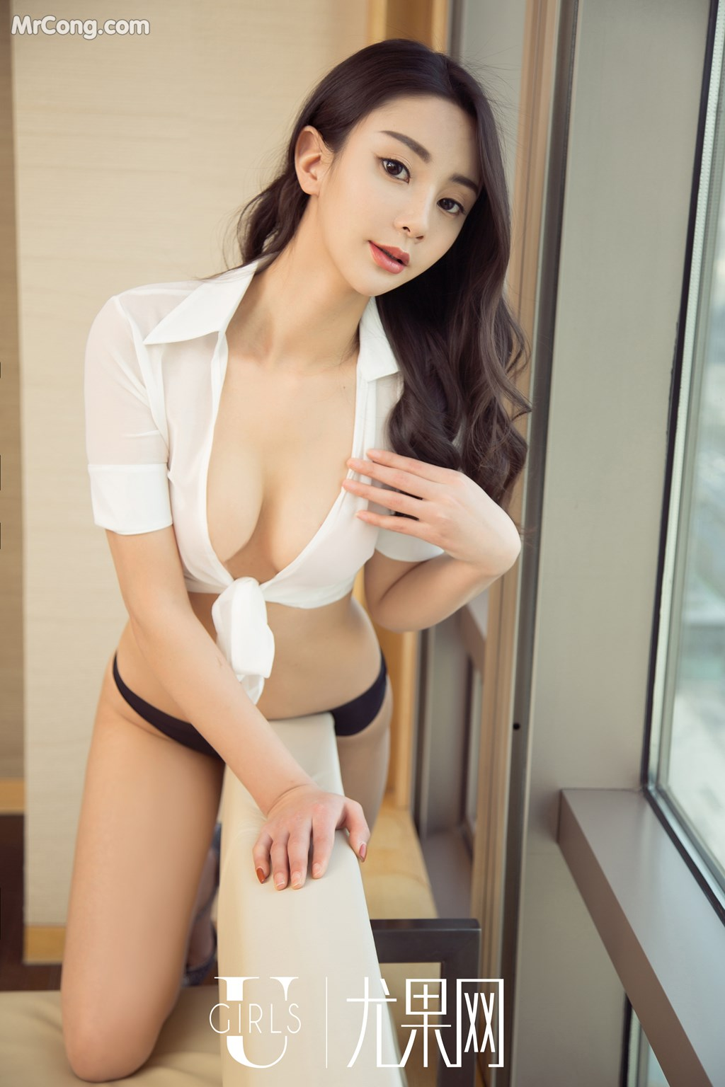 Lucy Chinese model sexy nude photoshoot